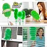 Jannat MOTORISED ROTATING GO DUSTER CAR HOME LAPTOP CLEANING CAR ACCESSORY CLEANER