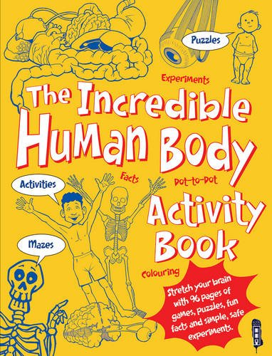 Incredible Activity. Human Body (Incredible Activity Books)