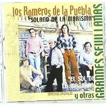 Grandes by Los Romeros De La Puebla (2005-07-04)