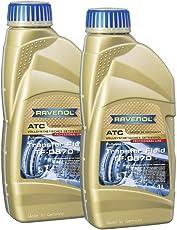 2 (2x1) Liter RAVENOL Transfer Fluid TF-0870 Automatikgetriebeöl Made in Germany