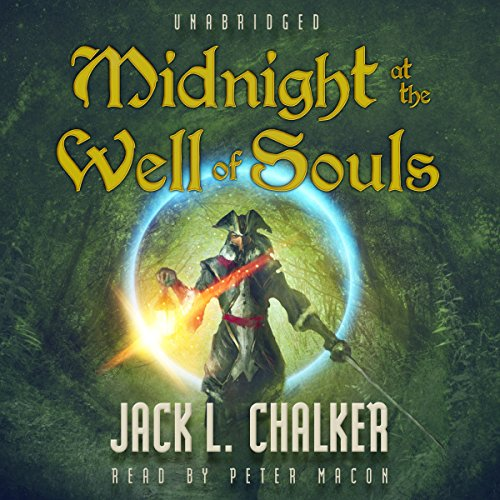 Midnight at the Well of Souls  Audiolibri