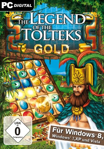 The Legend of Tolteks Gold