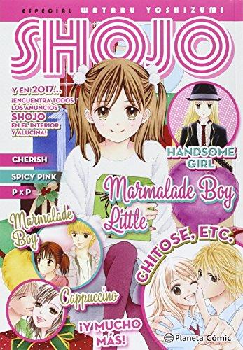 Revista Shôjo Especial Wataru Yoshizumi (SHOJO MAGAZINE)