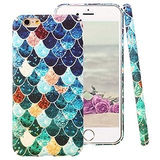 iPhone 6S Plus Hülle, ZXK CO Ultra Dünn Hart PC Plastik Hülle Hardcase Schutz Handyhülle für Apple iPhone 6 Plus/6S Plus 5,5 Zoll AiPhone 6S Plus Hülle