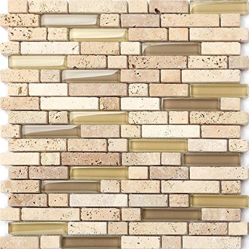 piastrelle-in-vetro-e-pietra-naturale-mosaico-beige-opaco-effetto-mattoni-mt0001