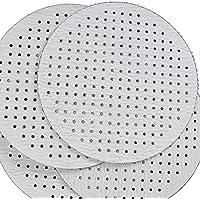 Rotix Juego 12unidades–Disco de lija (Diámetro 150mm universal de perforación   Medio   por 6x grano # 180y # 240, fabricado en Alemania