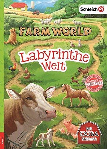 Preisvergleich Produktbild SCHLEICH® Farm World - Labyrinthe-Welt