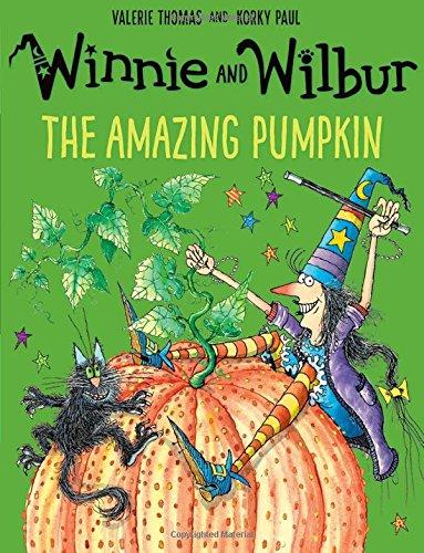 Winnie and Wilbur: The Amazing Pumpkin (Winnie & Wilbur)