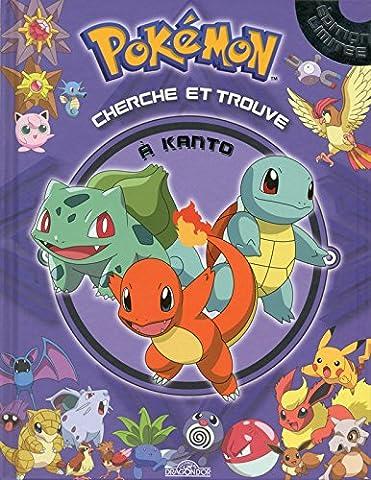 Pokémon - Cherche et Trouve à Kanto
