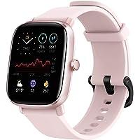 "Amazfit GTS2 Mini Smart Watch with 1.55"" AMOLED Display, SpO2 Level Measurement, 14 Days' Battery Life, 70+ Sports Modes…"