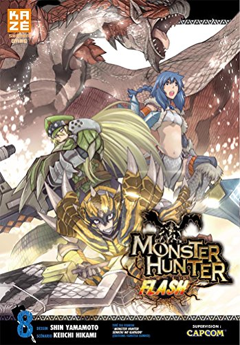 Monster Hunter Flash Vol.8