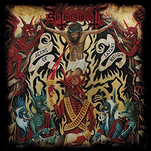 Aeons of Satan's Reign by Satan's Wrath (2013-11-11)