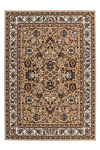 One Couture Oriental Alfombra Ornamento Diseño Bordura