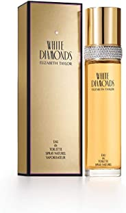 Elizabeth Taylor White Diamonds - perfumes for women - Eau de Toilette, 100 ml