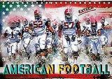 American Football extrem (Tischkalender 2020 DIN A5 quer): American Football, Teamsport der Extra-Klasse - beispiellose Kombination von körperlicher Kraft und Taktik. (Monatskalender, 14 Seiten )