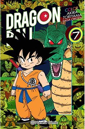 Dragon Ball Color Origen y Red Ribbon nº 07/08