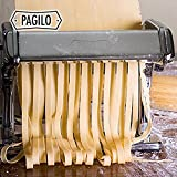 PAGILO Nudelmaschine (7 Stufen) für Spaghetti, Pasta und Lasagne | 2 Jahre Zufriedenheitsgarantie | Pastamaschine, Pastamaker - 5