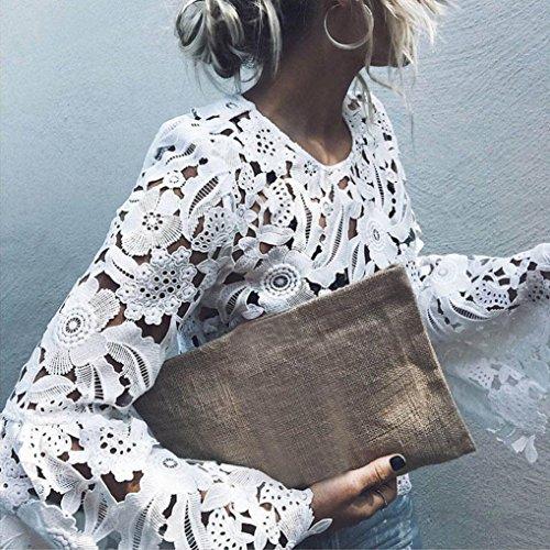 LILICAT Blouse Camicia - Casual - donna White