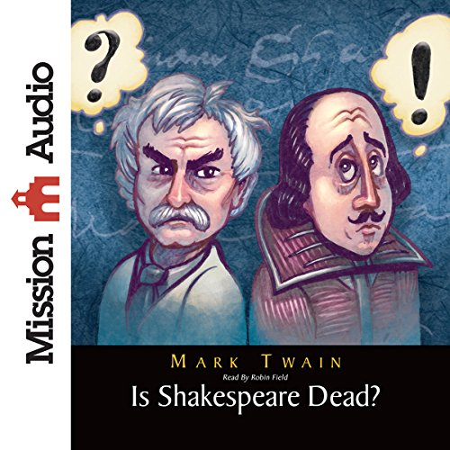 Is Shakespeare Dead?  Audiolibri