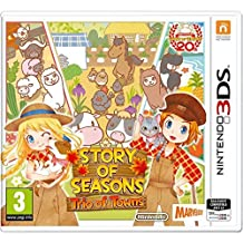 Story Of Seasons : Trio Towns (Nintendo 3Ds)