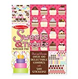 Sweets & Treats Sticker Pad [With Stickers]