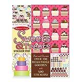 Sweets & Treats Sticker Pad