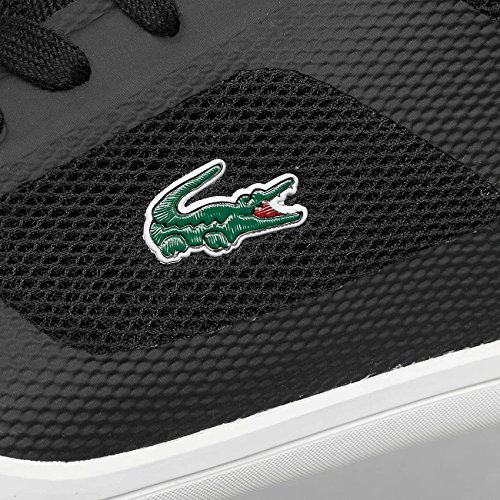 8498749055 ... Lacoste Homme Chaussures / Sneakers Court Minimal Sport 117 1 Noir