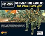 GERMAN GRENADIERS STARTER ARMY - 28mm Bolt Action Wargaming Miniatures by Warlord games