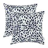 Best Pillowcase Modern Fantasy Sofas - CaliTime Pack of 2 Cozy Fleece Throw Pillow Review