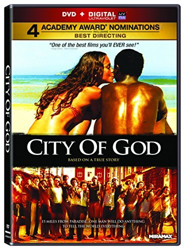 Bild von City Of God [DVD + Digital] by Alexandre Rodrigues