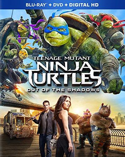 Bild von TEENAGE MUTANT NINJA TURTLES: OUT OF THE SHADOWS - TEENAGE MUTANT NINJA TURTLES: OUT OF THE SHADOWS (2 Blu-ray)