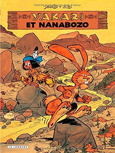 Yakari, Tome 4 : Yakari et Nanabozo
