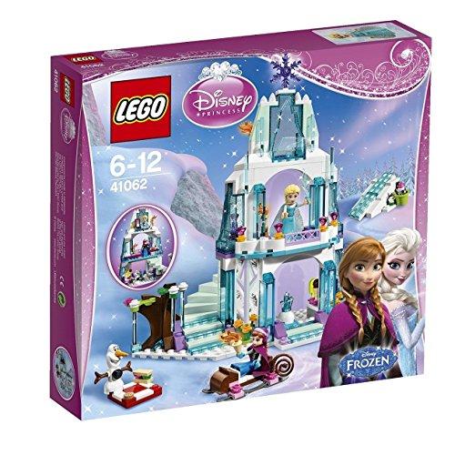 Die besten LEGO Disney Princess Sets 2017 LEGO Disney Princess 41062 - Elsas funkelnder Eispalast