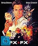 F/X - tödliche Tricks & F/X 2 - tödliche Illusion  [2 Blu-Ray] - uncut - PopUp Digipack [2 DVDs]