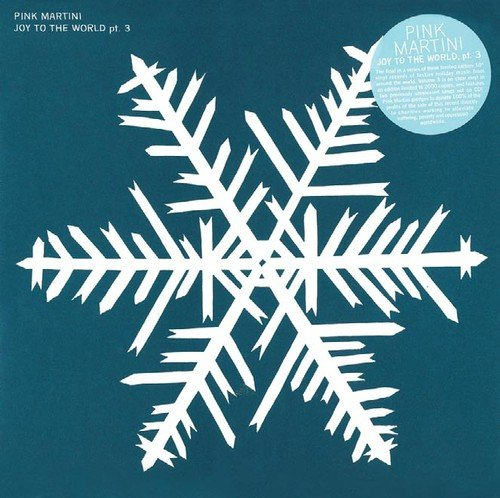 Joy to the World Part 3 [Vinyl - Pink-martini-weihnachten