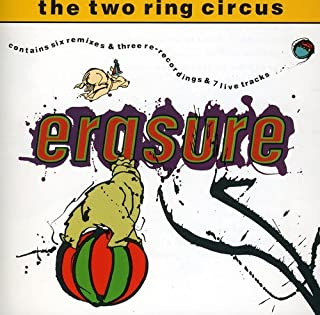 The Two Ring Circus by Erasure (B00002R0Q5) | Amazon price tracker / tracking, Amazon price history charts, Amazon price watches, Amazon price drop alerts