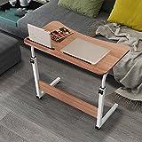 YUN-X Klapptisch Abnehmbare Computer Schreibtisch Einfache Nachttisch Student Kleine Schreibtisch 3 Farbe Optional Größe Optional (Farbe : B, größe : 80 * 40cm)