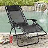 #7: Delta Zero Gravity Relax Chair With Adjustable