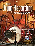 The Drum Recording Handbook - Music Pro Guides Bk+DVD