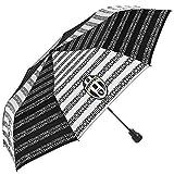 Ombrello Juventus pieghevole - Ombrello ufficiale - Automatico - Ombrello con stemma Juve, campioni dal 1897