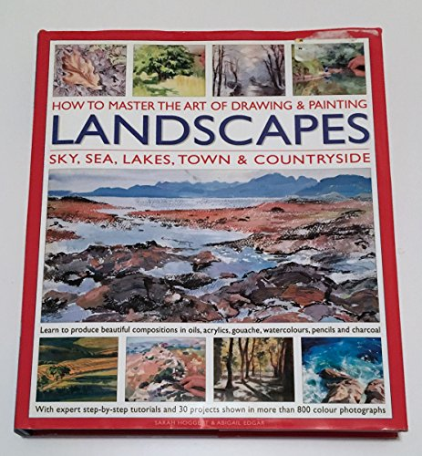 How to Master the Art of Drawing and Painting: landscapes-- Sky, Sea, Lakes, town and Countryside