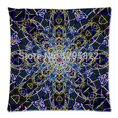 Sea Love Custom DIY Design Mandala Kissenbezüge Custom DIY Design Kissenbezug Standard größe 18x 18One side-pc18-670 -