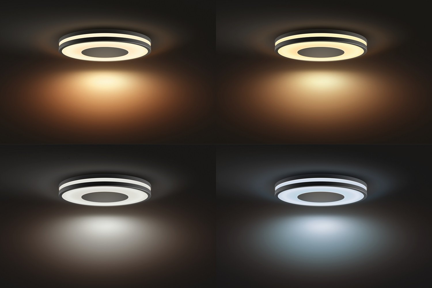 Plafoniere Ufficio Philips : Philips lighting plafoniera p hue being lampada da
