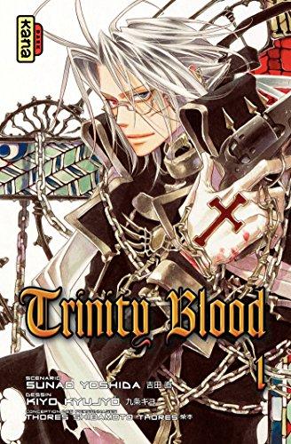Trinity Blood - Tome 1 par Kiyo Kyujo