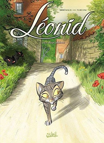 Léonid les aventures d'un chat T01