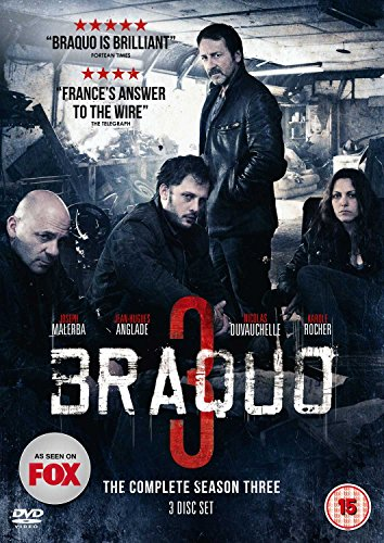 Bild von Braquo Series 3 [DVD] [UK Import]