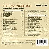 Wunderlich: Music Before Bach [Fritz Wunderlich; Adalbert Nauber; Ernst Laaff] [Swr Classic: SWR19051CD]
