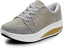 WYSBAOSHU Femmes Chaussures Décontractée Sneaker de Marche