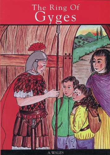 Gyges Ring Des (The Ring of Gyges (The First Trilogy of 'Guardianquest' Book 2) (English Edition))