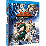 My Hero Academia: Two Heroes Blu-ray
